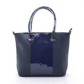 Женская сумка L.Pigeon 2188 d.blue, фото 2
