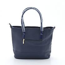 Женская сумка L.Pigeon 2188 d.blue, фото 3