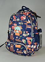 Школьный рюкзак Favor 6868-2 синий