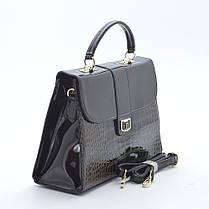 Женская сумка Marino Rose 8070 coffee, фото 2
