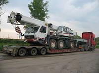Перевозка крана в Украине - Авто-транспортировка, фото 1