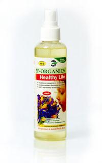 Пробиотический спрей для защиты от аллергии, инфекций и устранения запахов. Organics Healthy Life.