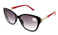 Очки для коррекции зрения тонированные