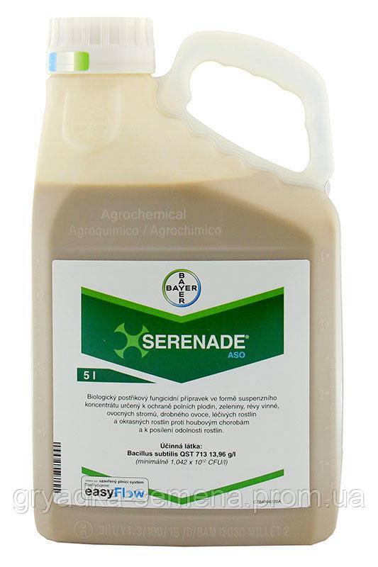 Бакто-фунгицид Серенада АСО SC Bayer 10 л