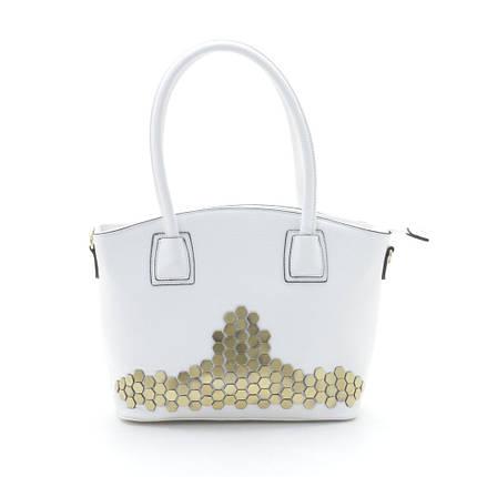 Женская сумка Gernas 16116A white, фото 2