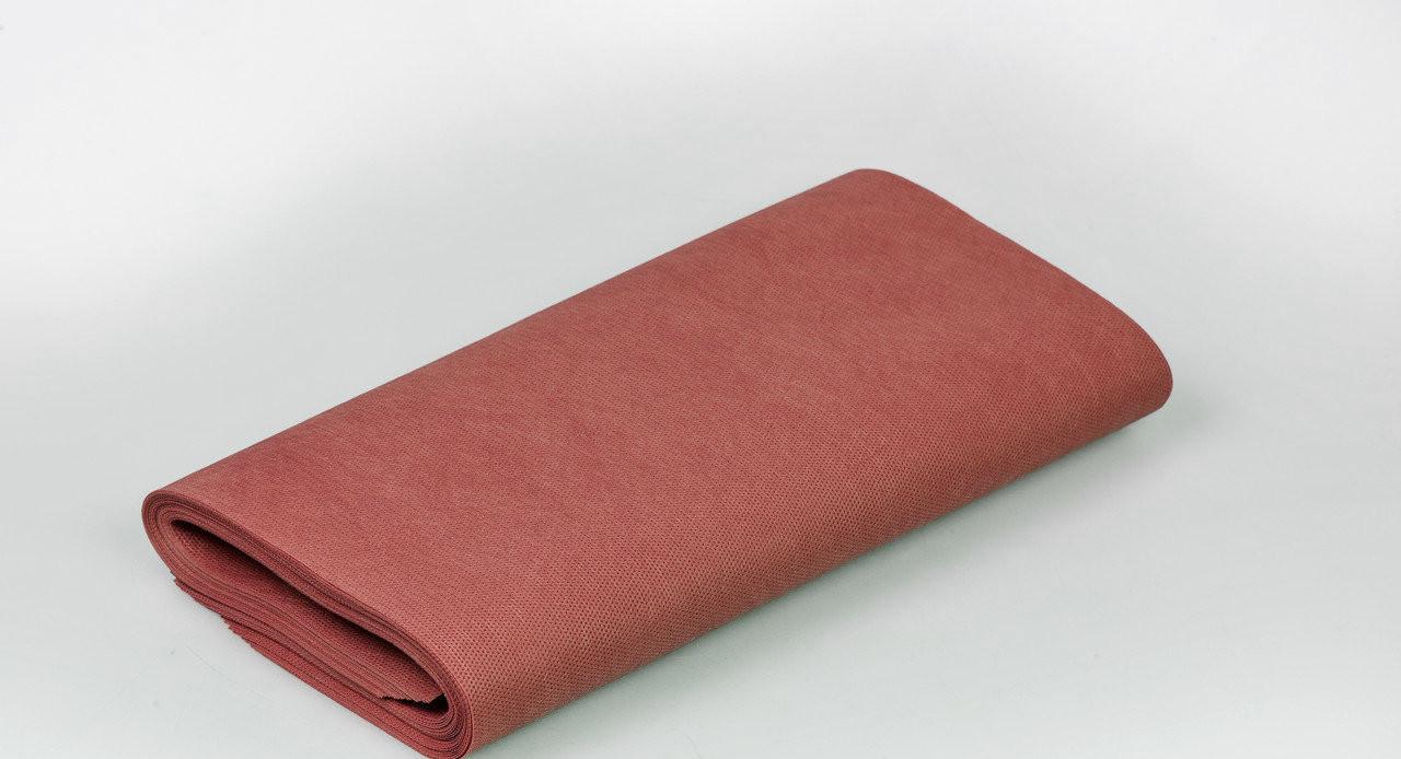 Коврик для косметических процедур Panni Mlada 30х40 см (20 шт/пач) из спанбонда 70 г/м² 200 ШТ 10 УП Красный