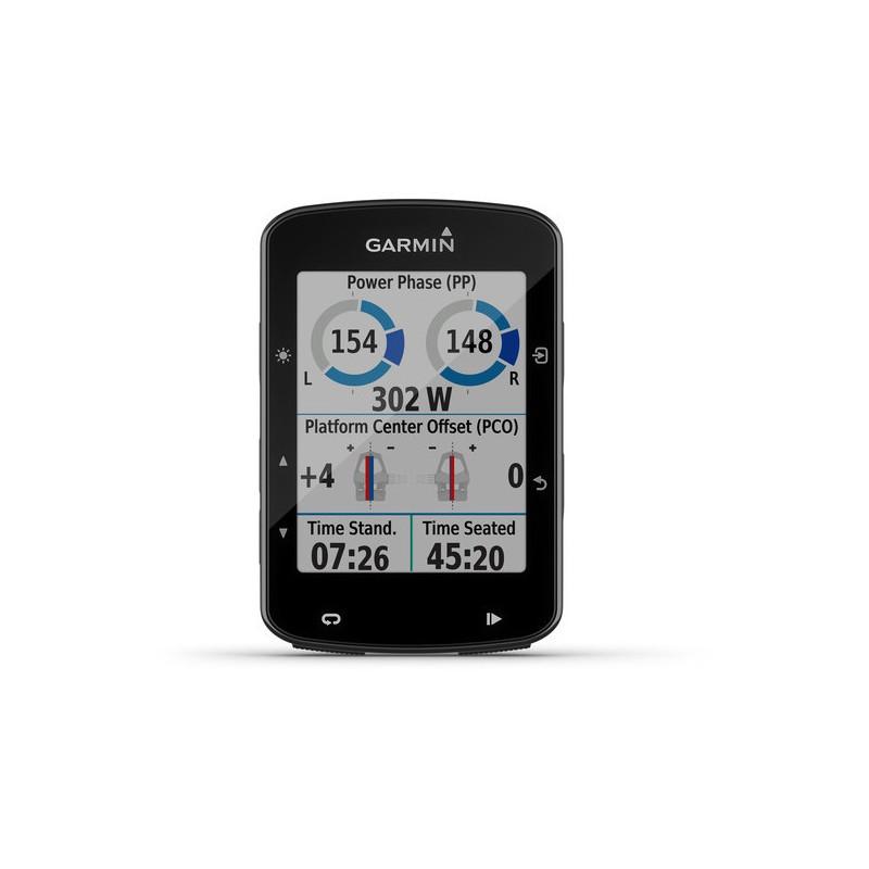 Велонавигатор Garmin Edge 520 Plus Mountain Bike Bundle (010-02083-12)