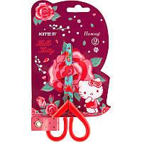 Ножиці з малюнком на лезі Kite Hello Kitty HK19-121, 13 см, фото 1