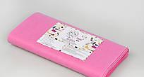 Коврик для косметических процедур Panni Mlada 30х40 см (20 шт/пач) из спанбонда 70 г/м² Розовый