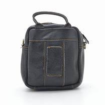 Мужская сумка S16-111-3 black, фото 3