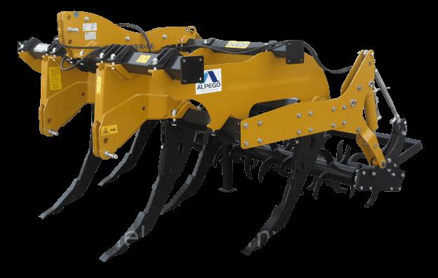 Глибокорозпушувач Alpego CraKer KE 5-250