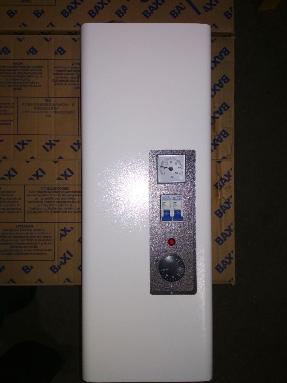 Электрический котел Hot-Well Elektra LUX 4,5/220