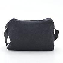 Мужская сумка Yutong V2 (009) черная, фото 3