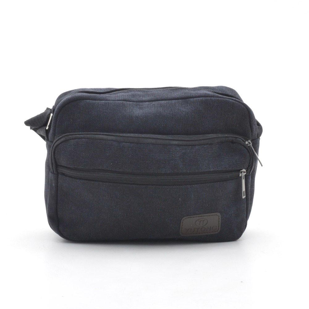 Мужская сумка YT (013) черная