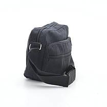 Мужская сумка YT (013) черная, фото 2