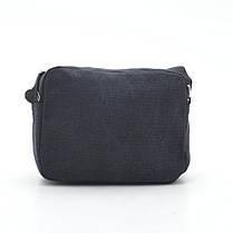 Мужская сумка YT (013) черная, фото 3
