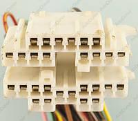 Разъем электрический 28-и контактный (41-28) б/у