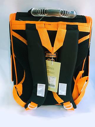 Рюкзак жесткий ортопедический школьный каркасный Kite , фото 2