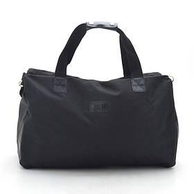 """Дорожная сумка """"Jilip"""" (3072) черная"""