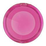 Двойное косметическое зеркальце, цвет Розовый - su 95165117, фото 2