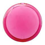 Двойное косметическое зеркальце, цвет Розовый - su 95165117, фото 3