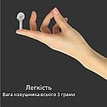 Навушники бездротові безпроводні наушники блюз bluetooth 5.0 Wi-pods X10 зарядний кейс кращі за Air Pods білі, фото 7