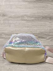 Детский рюкзак с ушками из искусственной кожи и лазерной обработкой, производство Китай, фото 3