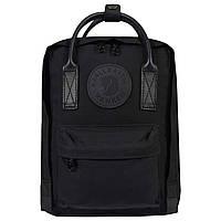 Городской рюкзак Fjallraven Kanken No.2 Mini Black