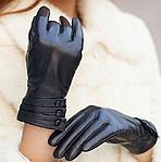 Як вибрати і купити шкіряні жіночі рукавички?