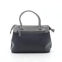 Женская сумка 7557 черная, фото 3