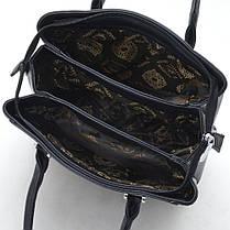 Женская сумка 7520 черная, фото 3
