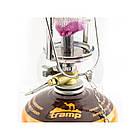 Лампа газова з п'єзопідпалом, в пластиковому футлярі Tramp Lamp. Газовая лампа, фото 5
