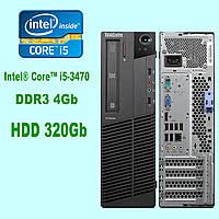 Lenovo m92p \ intel core i5-3470 \DDR3 4GB \HDD 320GB (k.9023)
