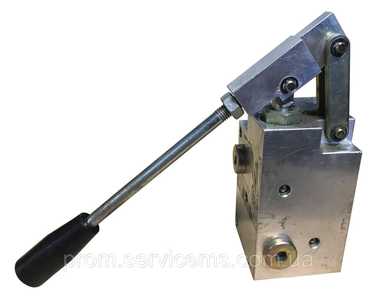 Насос ручной гидравлический A11 3/8 аллюминиевый корпус