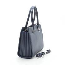 Женская сумка D. Jones 5852-1 d.blue, фото 2