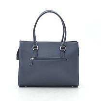 Женская сумка D. Jones 5852-1 d.blue, фото 3