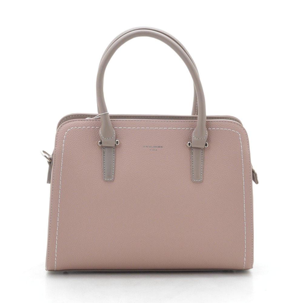 Женская сумка David Jones CM4013T pink