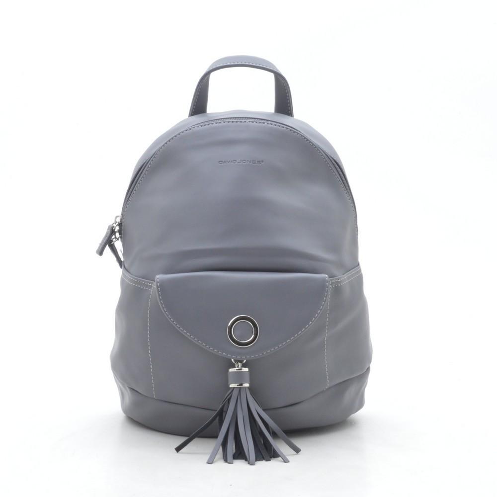 Рюкзак D. Jones 5637-4 d.grey