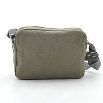 Мужская сумка YT (013) зеленая, фото 3