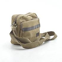 Мужская сумка B-42 коричневая, фото 2