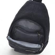 Мужская сумка 681 коричневая, фото 3
