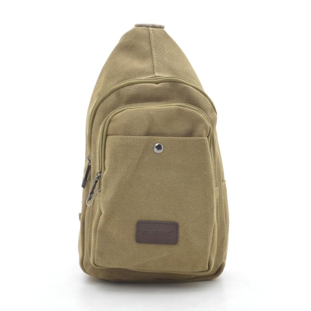 Мужская сумка 9006 коричневая