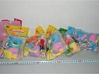 Набор для уборки ZD 998-237, кукла, в кульке
