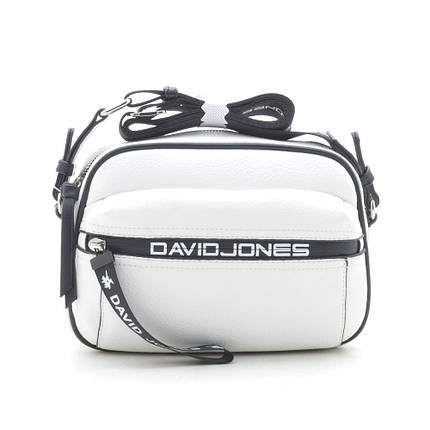 Клатч David Jones 5989-1T white, фото 2