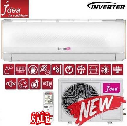 Кондиционер- IDEA PRO Brilliant Inverter New (-21°C), фото 2