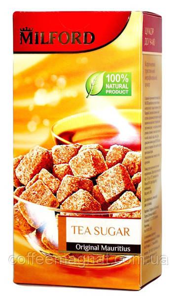 Сахар тростниковый коричневый Milford нерафинированный 500 г