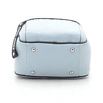 Рюкзак David Jones 5989-2T pale blue, фото 2