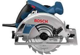 Дисковая пила Bosch GKS 190 1400 Вт 5500 об/мин
