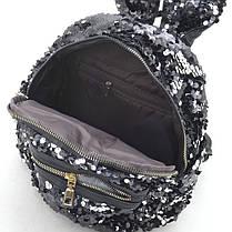 Рюкзак 7033 черный, фото 3