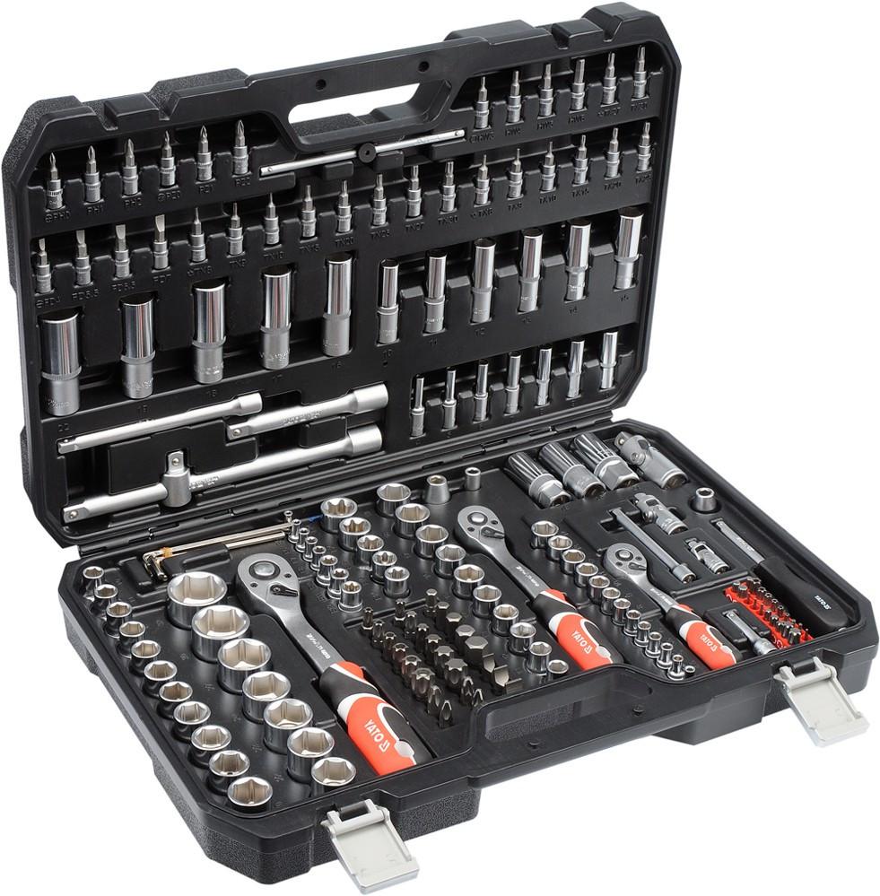 Набори інструментів YATO YT-3893